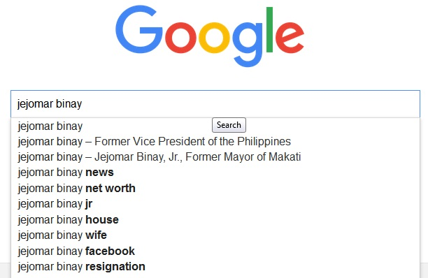binay 02 auto suggest